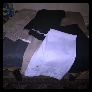 BUNDLE OF MEN'S DRESS PANTS SIZE 40